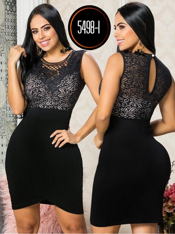 Colombian dress - Ref. 119 -5498-1