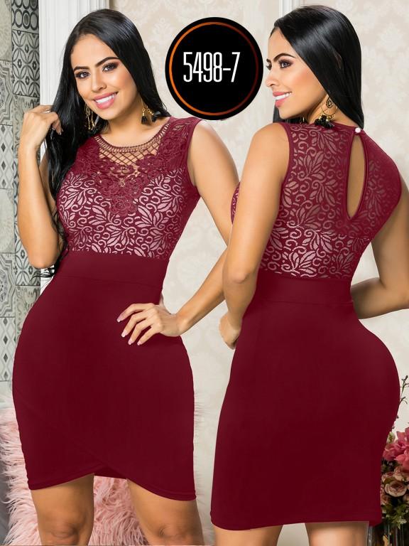 Colombian dress - Ref. 119 -5498-7