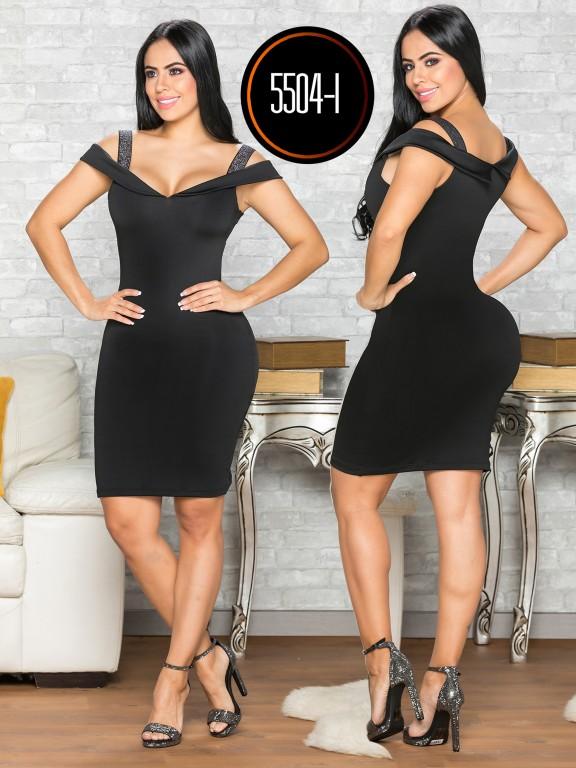 Colombian dress - Ref. 119 -5504-1
