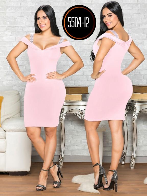 Colombian dress - Ref. 119 -5504-12
