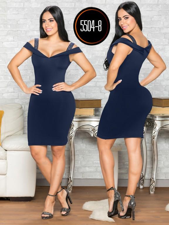 Colombian dress - Ref. 119 -5504-8