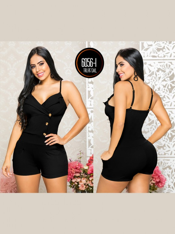 Colombian Romper by Thaxx - Ref. 119 -6056-1