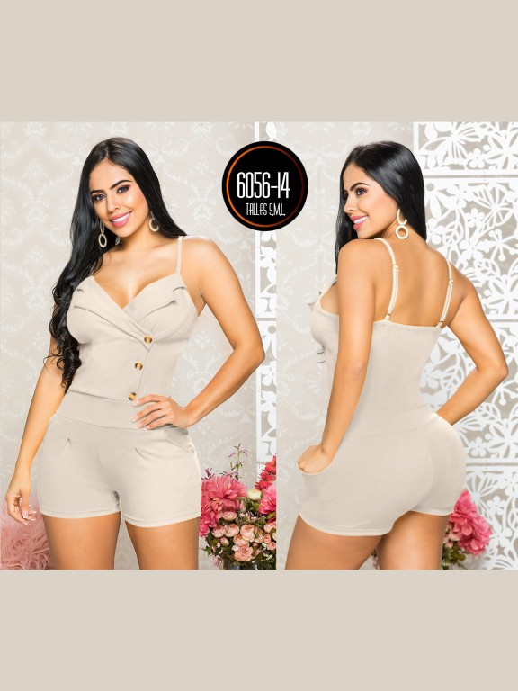 Colombian Romper by Thaxx - Ref. 119 -6056-14