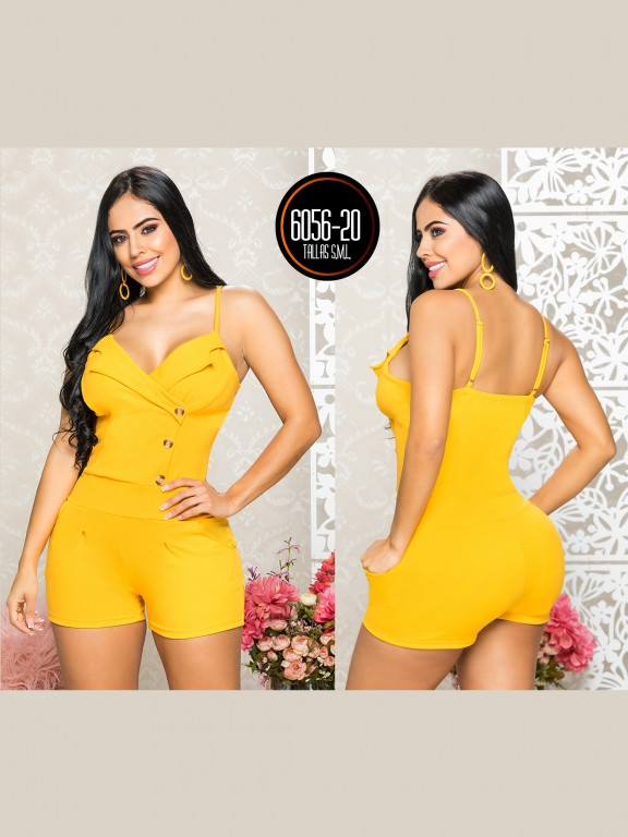 Colombian Romper by Thaxx - Ref. 119 -6056-20