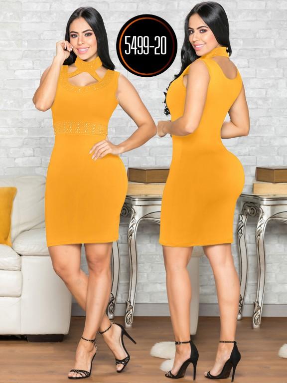 Colombian dress - Ref. 119 -5499-20