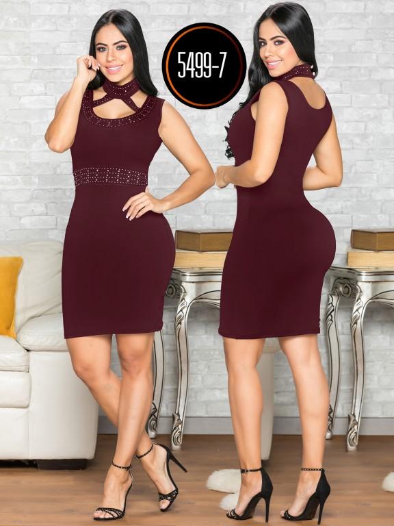 Colombian dress - Ref. 119 -5499-7