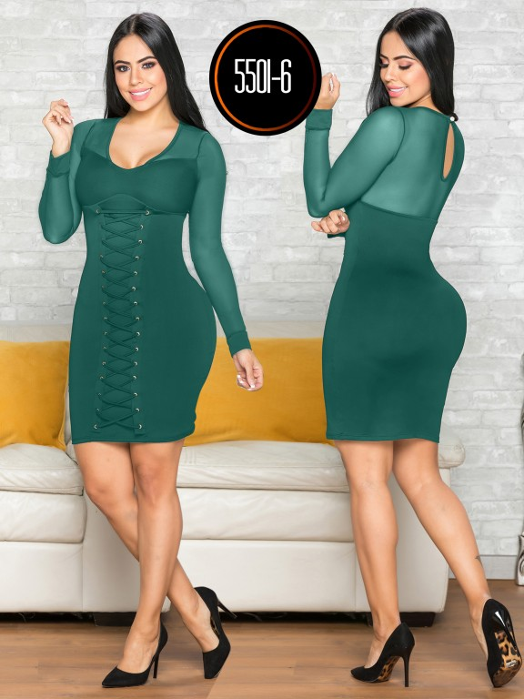 Colombian dress - Ref. 119 -5501-6