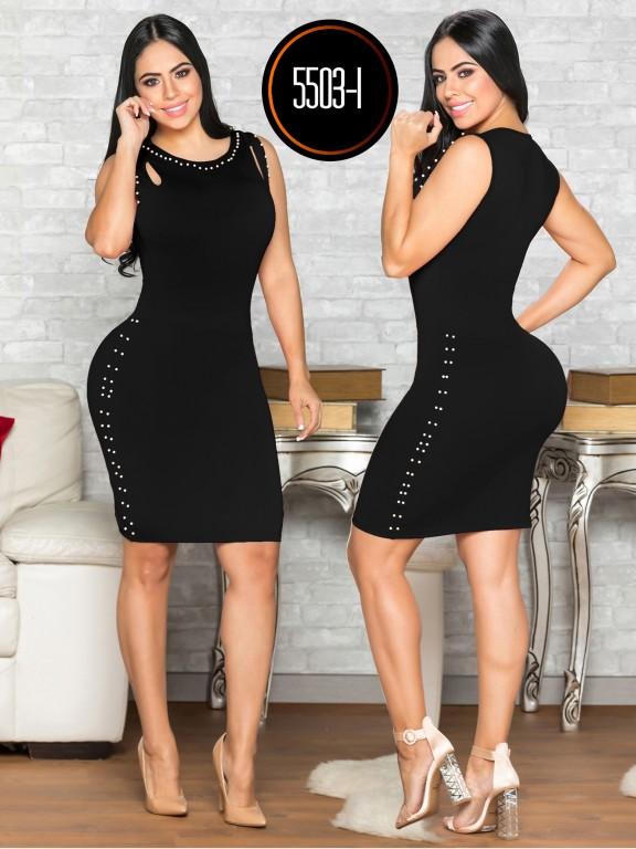 Colombian dress - Ref. 119 -5503-1