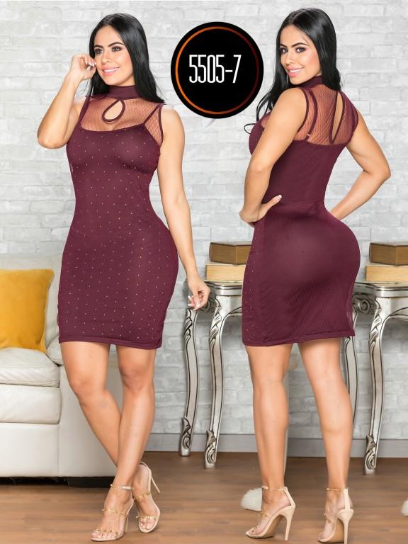 Colombian dress - Ref. 119 -5505-7
