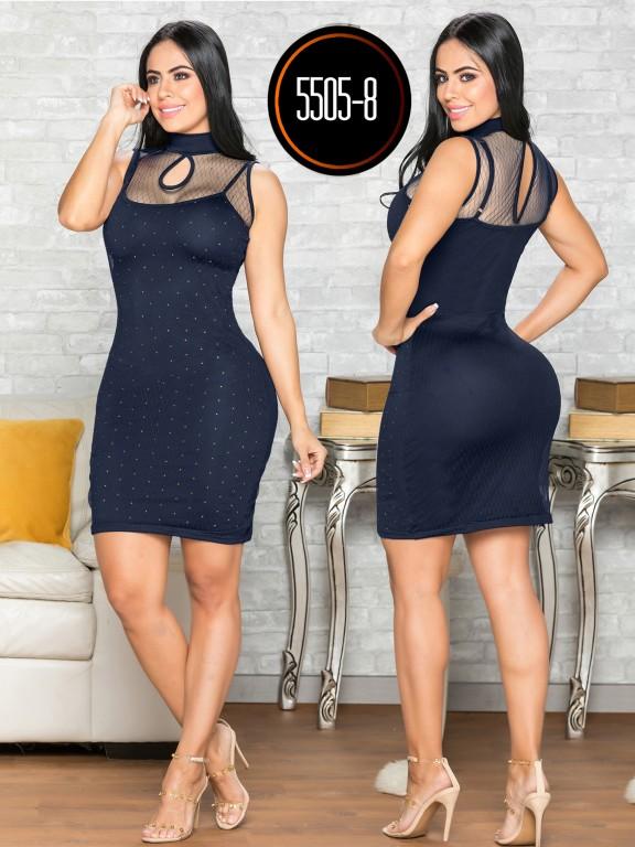 Colombian dress - Ref. 119 -5505-8