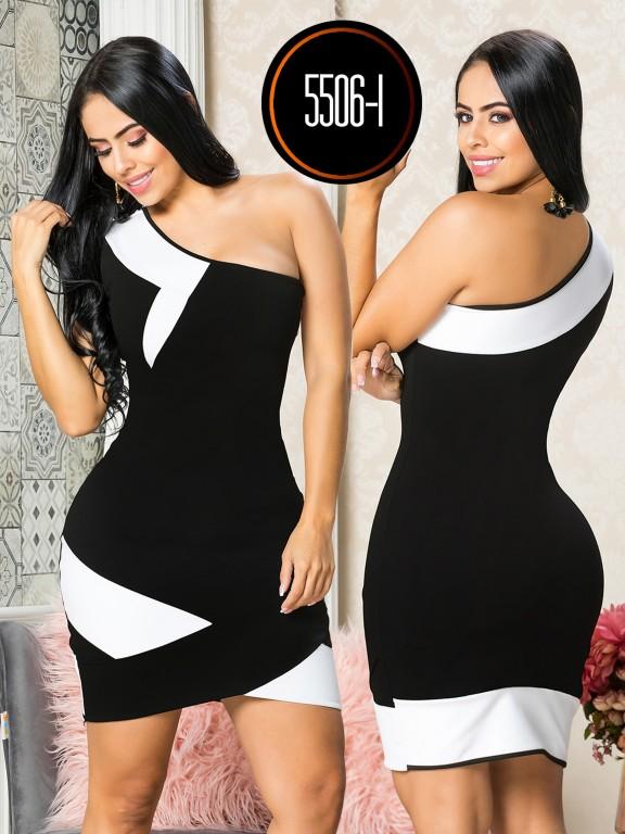 Colombian dress - Ref. 119 -5506-1