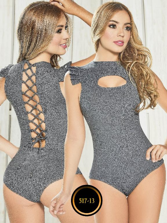 Body Colombiano - Ref. 268 -517-13 Gris