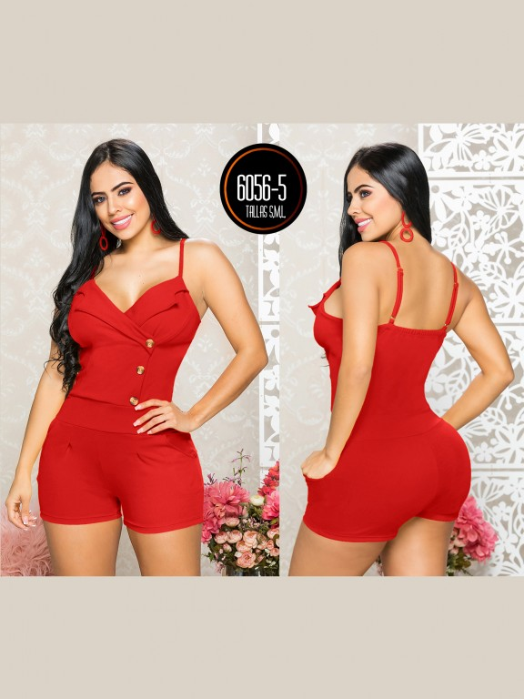 Colombian Romper by Thaxx - Ref. 119 -6056-5