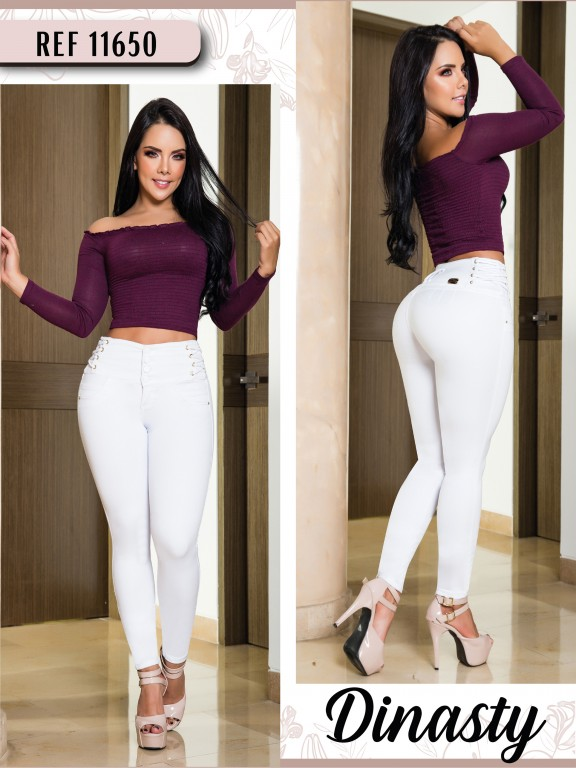 Jeans Colombianos - Ref. 101 -11650