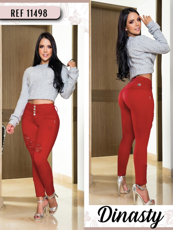 Jeans Colombianos Dinasty - Ref. 101 -11498
