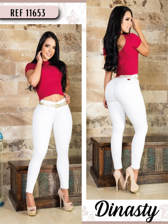 Jeans Colombianos - Ref. 101 -11653