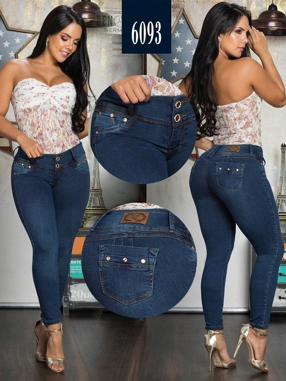 Jeans Levantacola Colombiano Osheas - Ref. 269 -6093