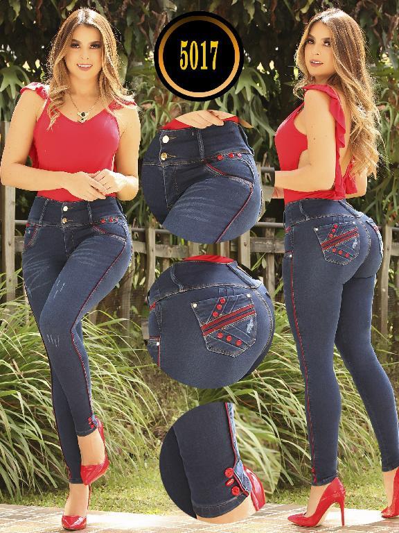 Jeans Colombiano Plus Size - Ref. 119 -5017 S PLUS