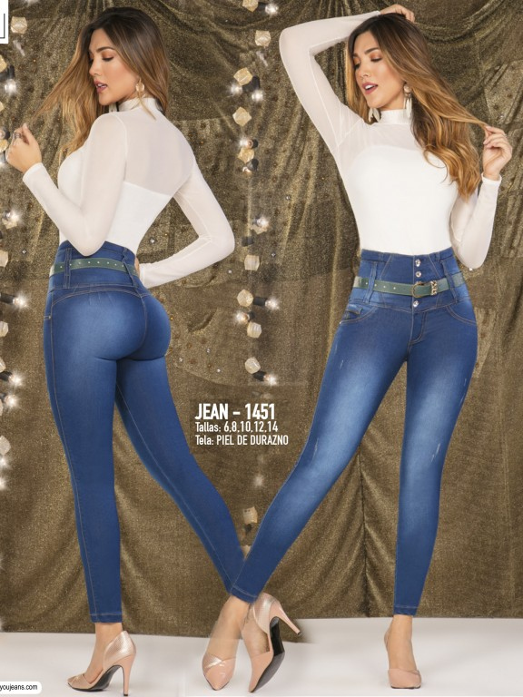 Jeans Colombianos - Ref. 279 -1451