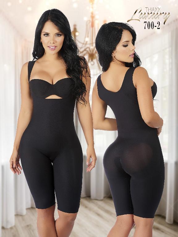 Smart Secret Body Open Bust - Ref. 119 -700-2 Negra