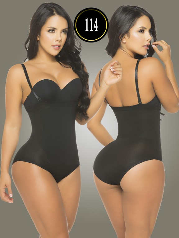 BODY STRAPLESS WITH LATEX - Ref. 119 -114-2
