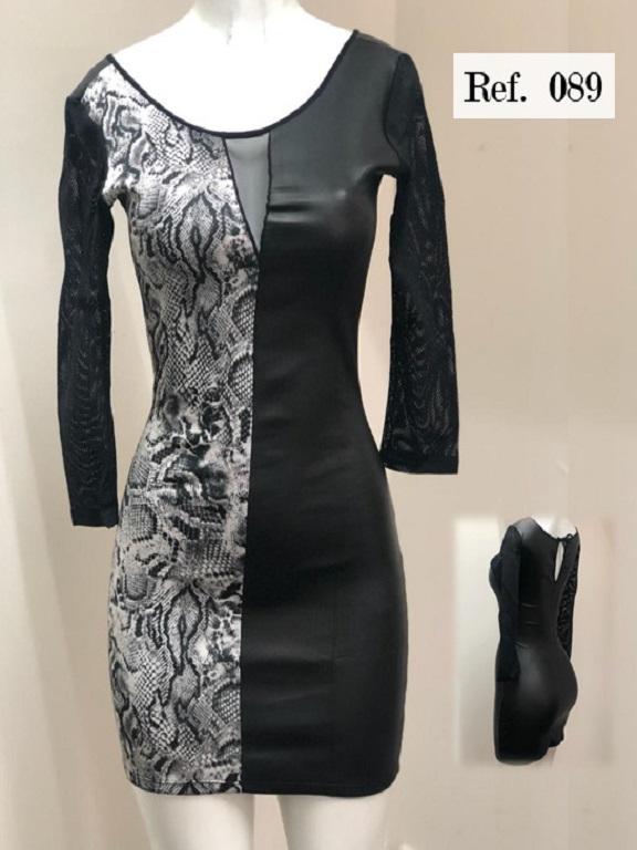 Vestido Colombiano Lolitas - Ref. 107 -089