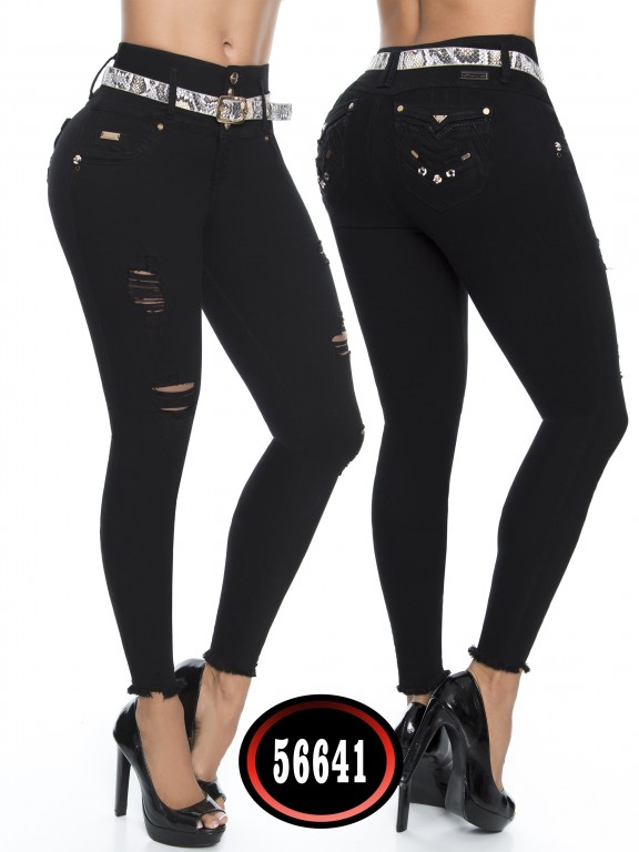 Jeans Colombiano - Ref. 248 -56641-D