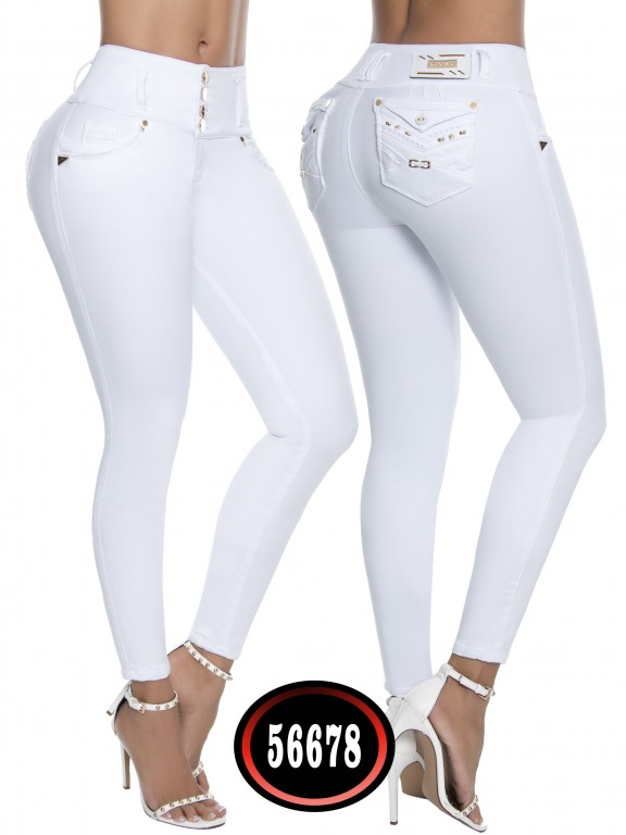 Jeans Colombiano - Ref. 248 -56678-D