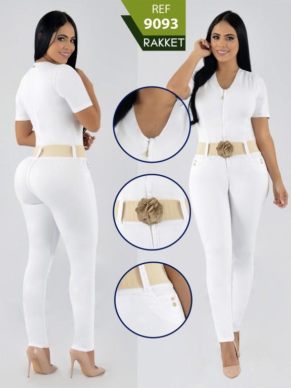 Enterizo Levantacola Colombiano  - Ref. 261 -9093