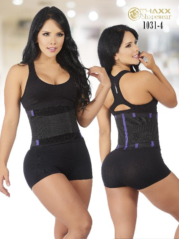 Faja Cinturilla  Moda Colombiana Thaxx - Ref. 119 -1031-4 Morado