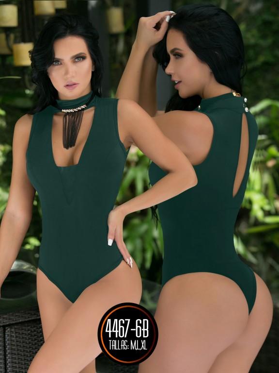 Body Reductor Colombiano Capellini  - Ref. 114 -4467-6 Verde