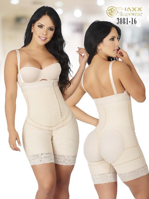 Faja Moda Colombiana Thaxx - Ref. 119 -3081 16 Beige