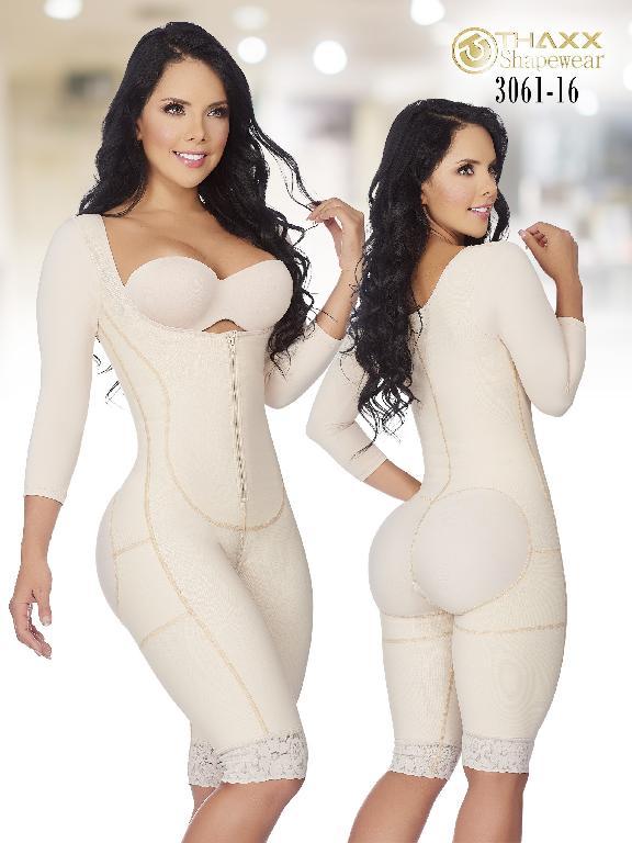 Faja Moda Colombiana Thaxx - Ref. 119 -3061-16 Beige Plus