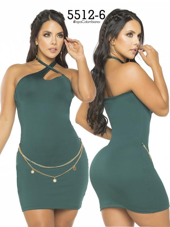 Colombian Dress - Ref. 119 -5512-6