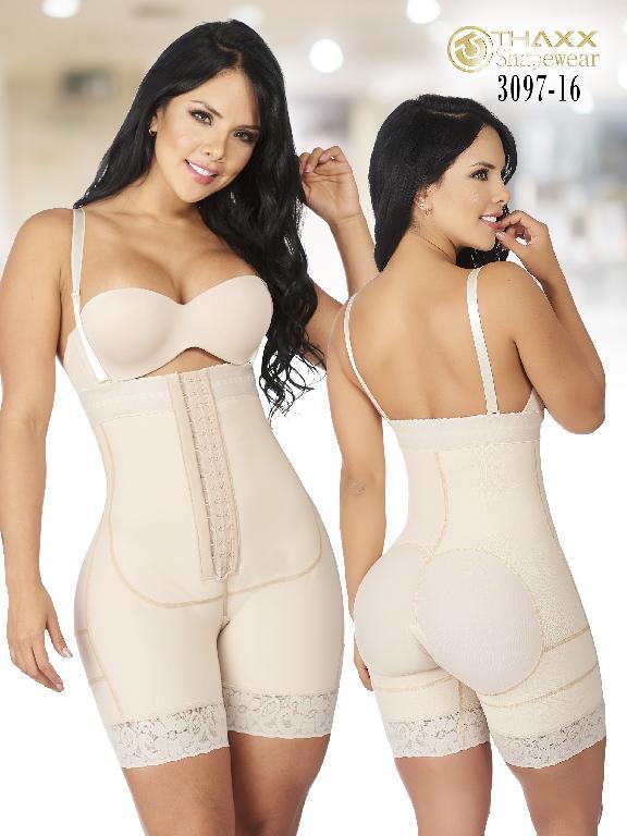Faja Moda Colombiana Thaxx - Ref. 119 -3097-16 Beige plus