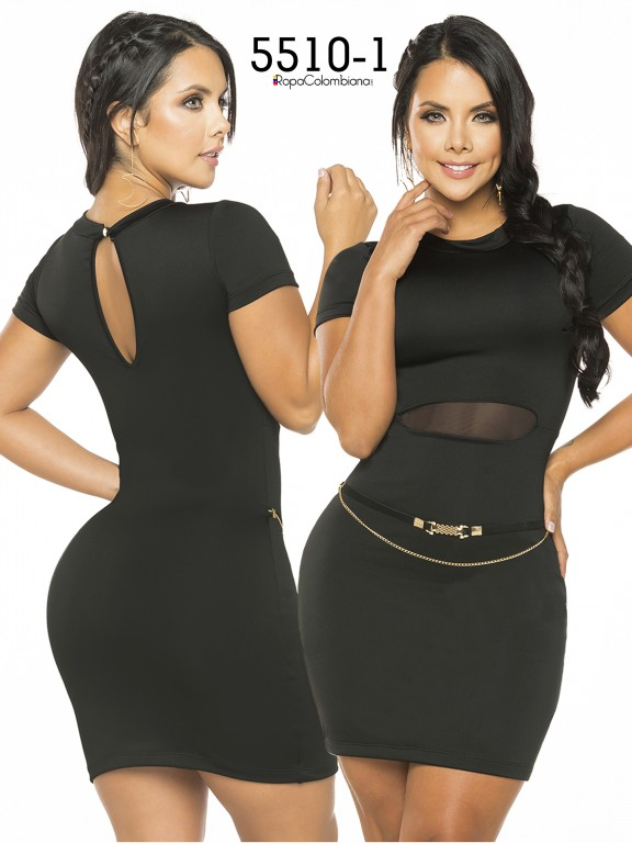 Colombian Dress - Ref. 119 -5510-1
