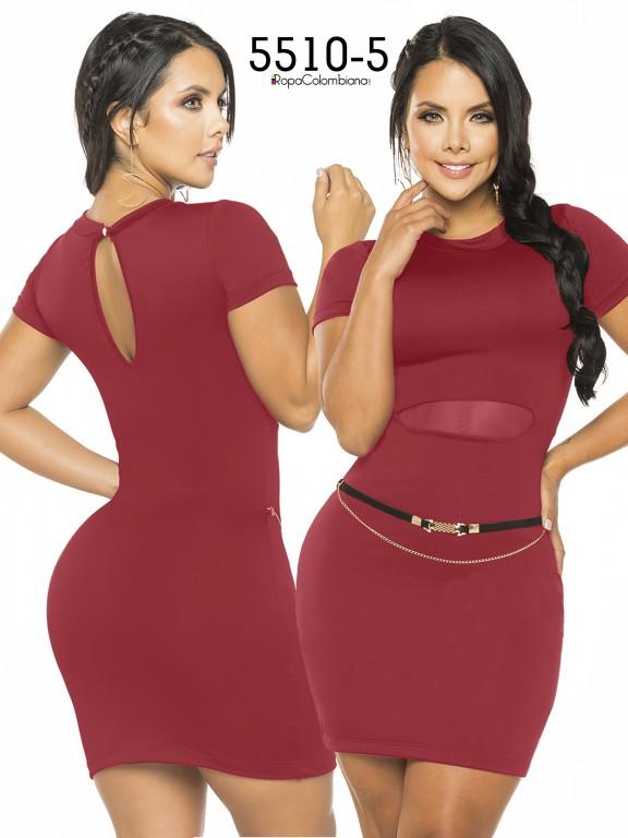 Colombian Dress - Ref. 119 -5510-5