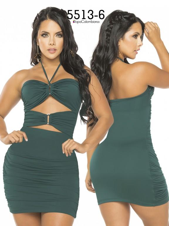 Colombian Dress - Ref. 119 -5513-6
