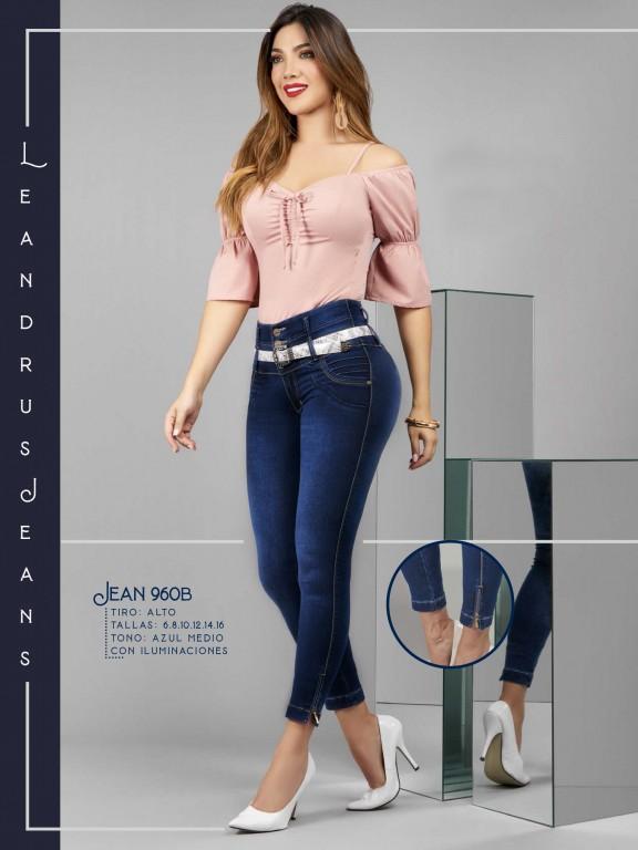 Jeans Levantacola Leandrus - Ref. 288 -960 B
