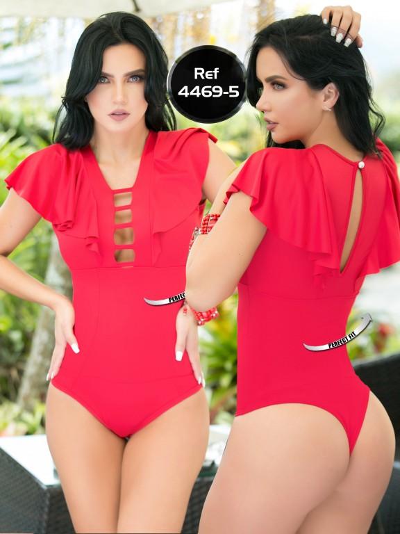 Body Reductor Colombiano Capellini  - Ref. 114 -4469-5 Rojo