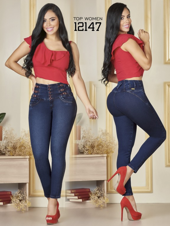 Jeans Dama Top Women - Ref. 123 -12147 TW