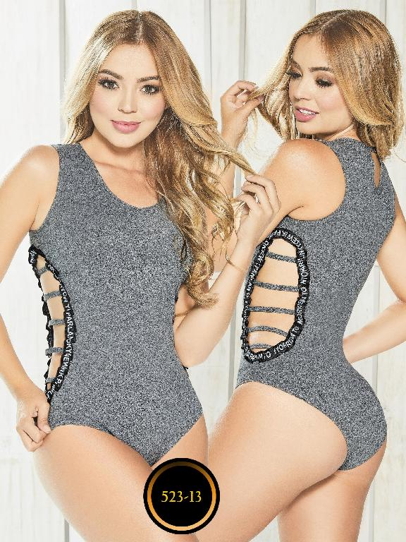 Body Colombiano - Ref. 268 -523-13 Gris