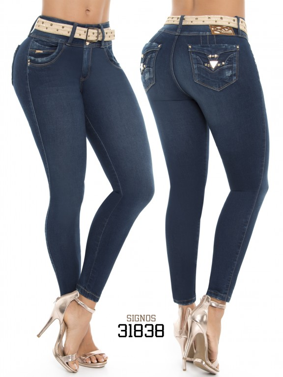 Jeans Signos - Ref. 296 -31838 Jeans Signos