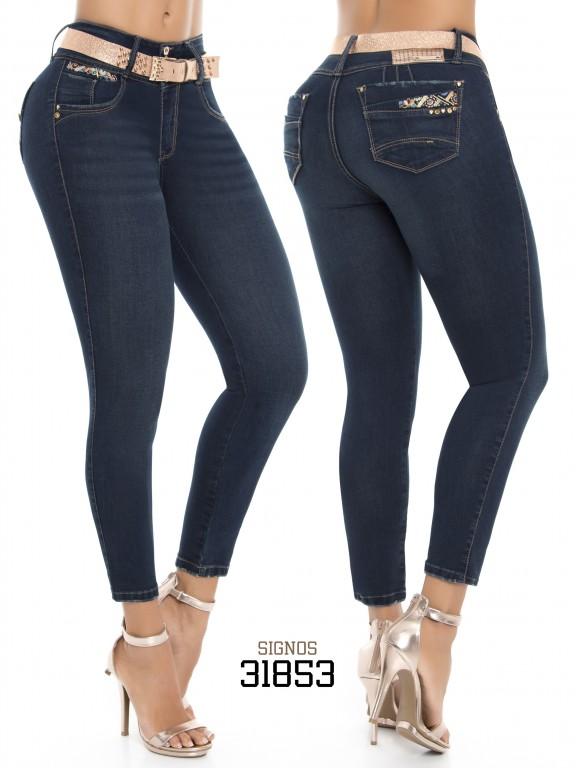 Jeans Signos  - Ref. 296 -31853 Jeans Signos