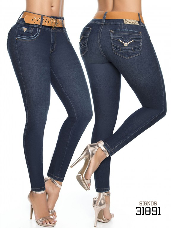 Jeans Signos - Ref. 296 -31891 Jeans Signos