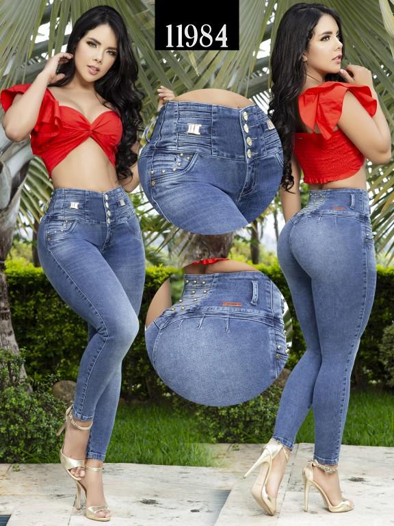 Jeans Colombiano Cheviotto - Ref. 101 -11984
