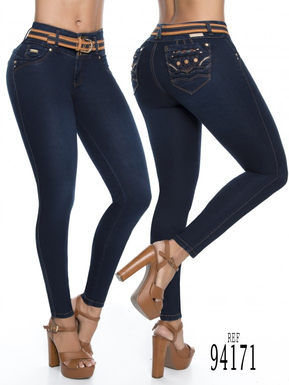 Jeans Colombiano - Ref. 248 -94171-D
