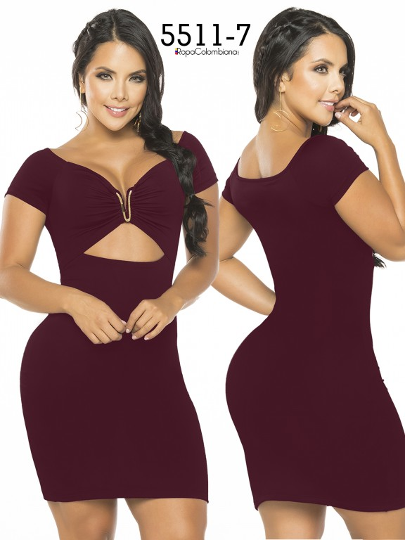 Colombian Dress - Ref. 119 -5511-7