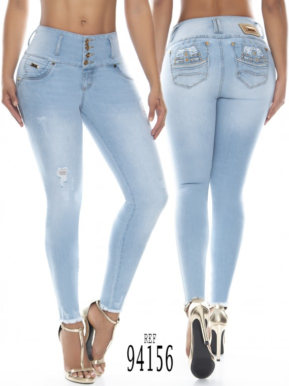 Jeans Colombiano - Ref. 248 -94156-D