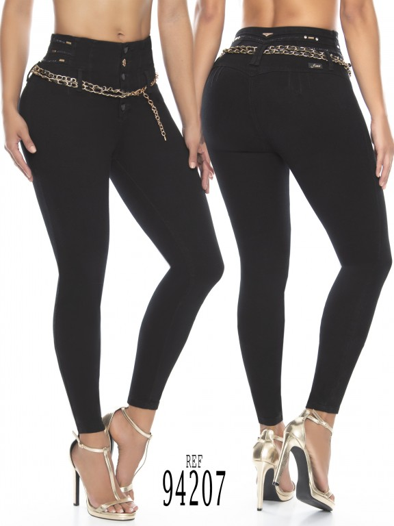 Jeans Colombiano - Ref. 248 -94207-D